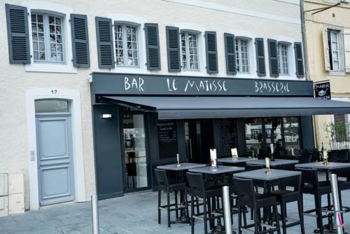 Le Matisse : Hotel near Pau