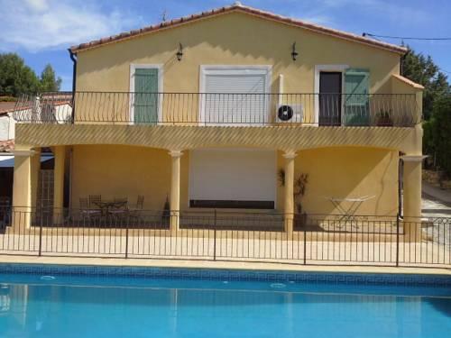 Magnifique Villa en Provence : Guest accommodation near Saint-Savournin