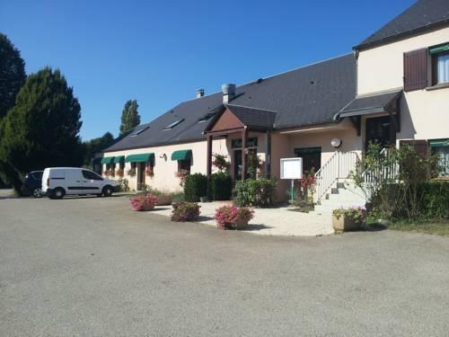 Hotel de l'Abbaye : Hotel near Château-Landon