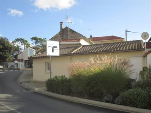 Villa Centre Ville 1 : Guest accommodation near Saint-Palais-sur-Mer