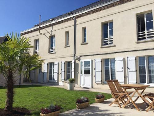 Le Clos Saint Martin : Guest accommodation near Montbavin