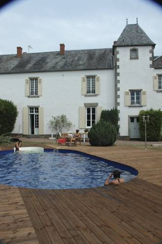 Manoir du Chagnot : Bed and Breakfast near Saint-Maurice