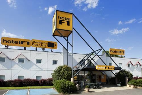 hotelF1 Boulogne sur Mer : Hotel near Baincthun