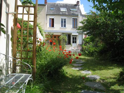Le Petit Quernon : Bed and Breakfast near Saint-Barthélemy-d'Anjou