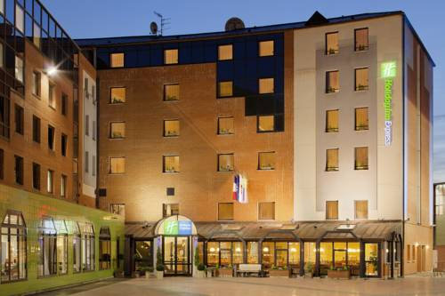 Holiday Inn Express Arras : Hotel near Beaurains