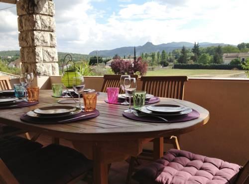 La Ritournelle : Guest accommodation near Ruoms