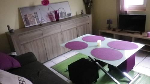 Chez Fa et Pascal : Guest accommodation near Lanester