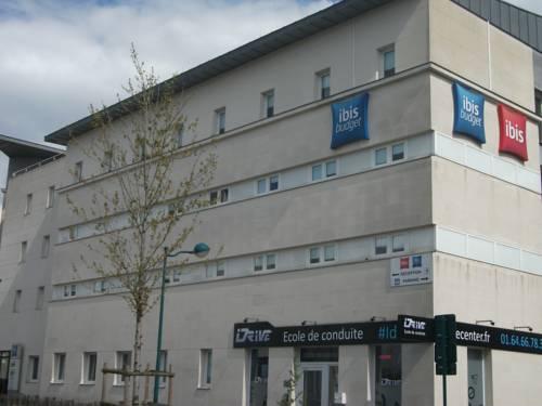 ibis budget Marne la Vallée Val d'Europe : Hotel near Ferrières-en-Brie