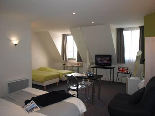 Hôtel Lodge La Valette : Hotel near Cesson-Sévigné