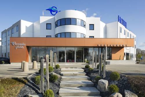 Oceania Rennes : Hotel near Saint-Grégoire
