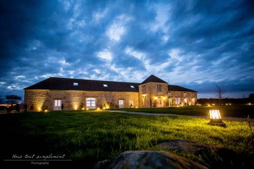 Chambres d'hôtes Nomade-Lodge : Bed and Breakfast near Valence-en-Brie