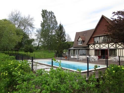 La Grande Bruyere : Hotel near Saint-Pierre-du-Jonquet
