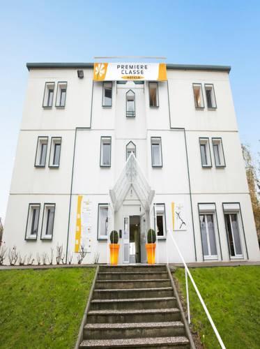 Premiere Classe Cergy Saint Christophe : Hotel near Bréançon