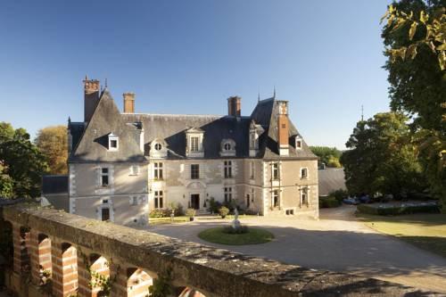 Château De Noizay : Hotel near Saint-Martin-le-Beau