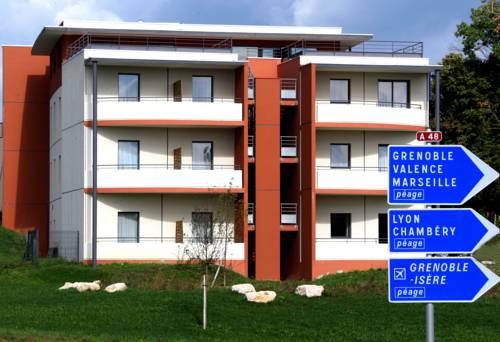 Best Western Le Palladior Voiron : Hotel near Saint-Nicolas-de-Macherin