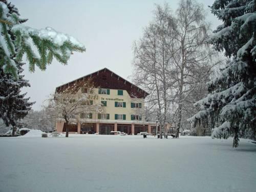 Logis La Cremaillere : Hotel near Saint-Eusèbe-en-Champsaur