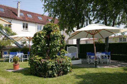 Le Faisan Dore : Hotel near Avoine
