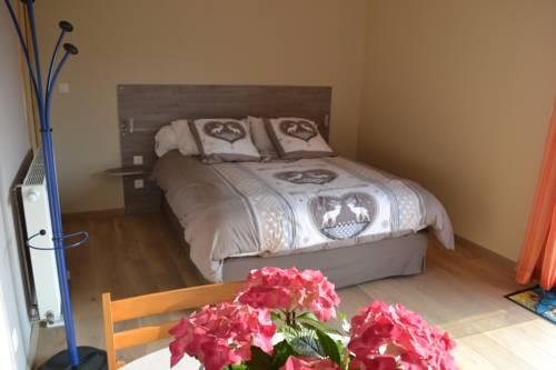 La Maison des Douces' Eure : Bed and Breakfast near Saint-Germain-de-Fresney