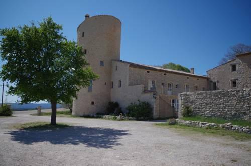 Château de la Gabelle : Bed and Breakfast near Revest-du-Bion