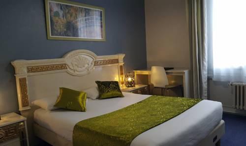Hôtel De Paris : Hotel near Rouen