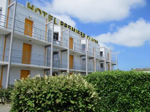 Première Classe Cherbourg - Tourlaville : Hotel near La Glacerie