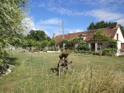Holiday home L ensemble de La Viennerie : Guest accommodation near Pressigny-les-Pins