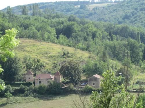 La Grangette : Guest accommodation near Salles-de-Belvès