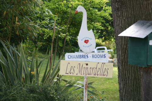 Chambre d'Hôtes Les Minardelles : Bed and Breakfast near Antras