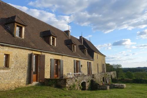 Domaine de la Marziane : Bed and Breakfast near Alles-sur-Dordogne