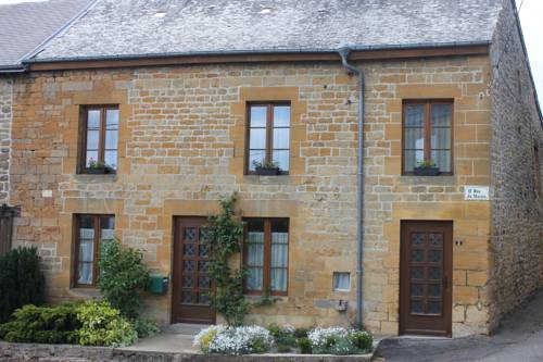 gite de la ruelle des messes : Guest accommodation near Harcy
