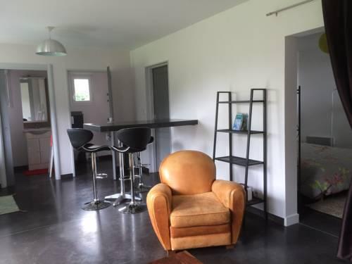L'Atelier : Apartment near Le Cloître-Saint-Thégonnec