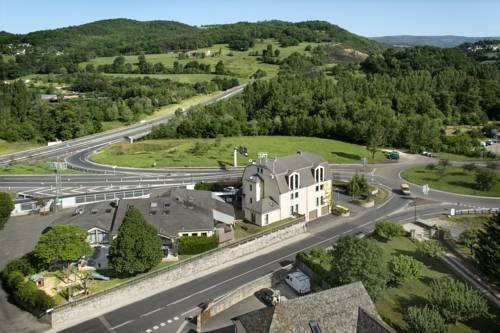 Le Calice Du Gevaudan : Hotel near Saint-Saturnin