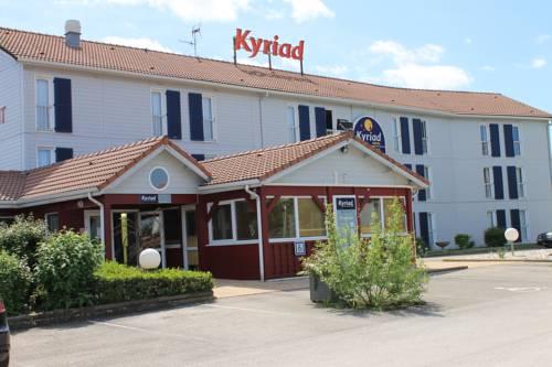 Kyriad Dijon Sud - Longvic : Hotel near Fénay