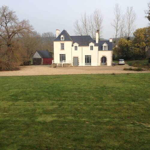 Manoir de Kian : Guest accommodation near Béganne