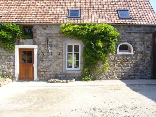Les Collines Du Breuil : Guest accommodation near Hubersent