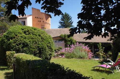 Inter-Hotel Annonay Est La Siesta : Hotel near Peaugres