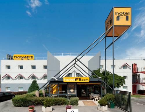 hotelF1 Sarcelles : Hotel near Pierrefitte-sur-Seine