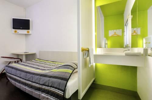 hotelF1 Marne la Vallée Collégien : Hotel near Roissy-en-Brie
