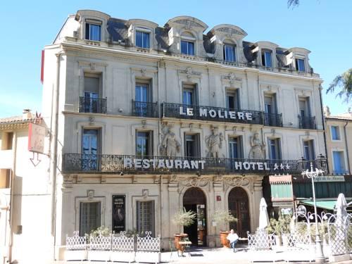 Le Grand Hôtel Molière : Hotel near Pézenas