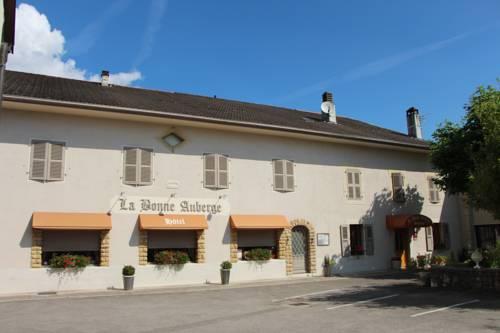 La Bonne Auberge : Hotel near Échenevex