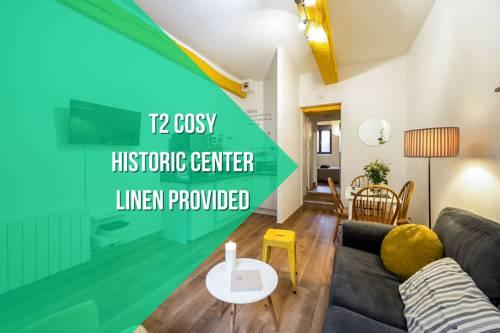 Appart Cosy Hyper Centre : Apartment near Vannes
