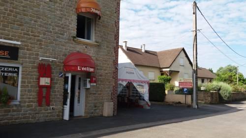 L'éclipse : Hotel near Ville-sur-Lumes
