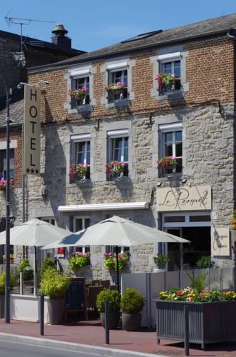 Hôtel Le Roosevelt : Hotel near Givet