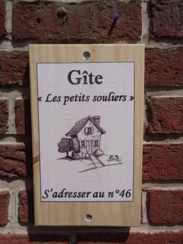 Les Petits Souliers : Guest accommodation near Laventie