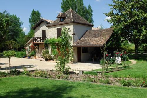 Moulin De La Philippe : Bed and Breakfast near Auriac-sur-Dropt