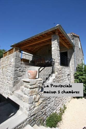 Gîtes de la Barnerie : Guest accommodation near Saint-Alban-Auriolles