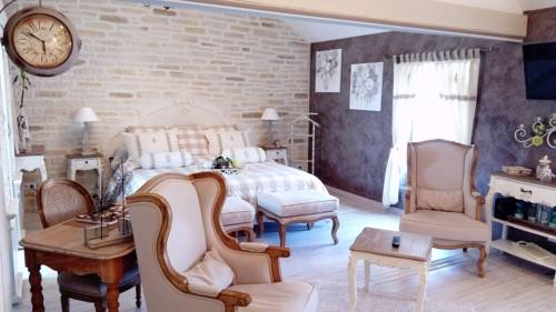 B&B Nuits Campagnardes : Bed and Breakfast near Gouy-Saint-André