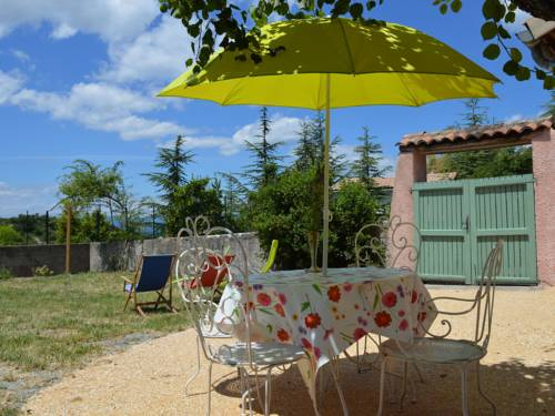 Holiday Home Vakantiehuis - Villeneuve De Berg : Guest accommodation near Saint-Jean-le-Centenier