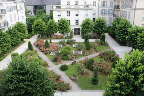 Sinfonia : Apartment near Chalifert