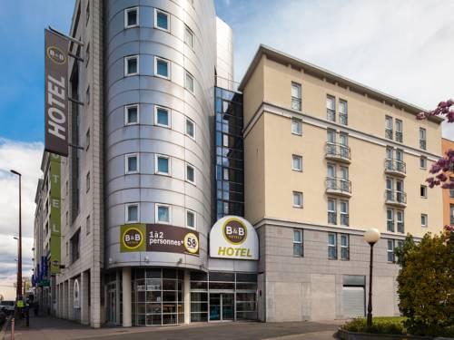 B&B Hôtel Paris Est Bondy : Hotel near Le Raincy